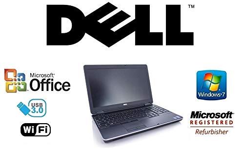 Custom Laptop PC - Latitude E6540 15.6' LED - Intel i7 4600M 2.9GHz (Turbo Boost 3.6GHz) - 12GB DDR3 RAM - 'New' 256GB SSD - Windows 7 Pro - DVD±RW - USB 3.0