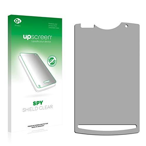 upscreen Protector Pantalla Privacidad Compatible con Sony Ericsson Xperia X10 Mini Pro...