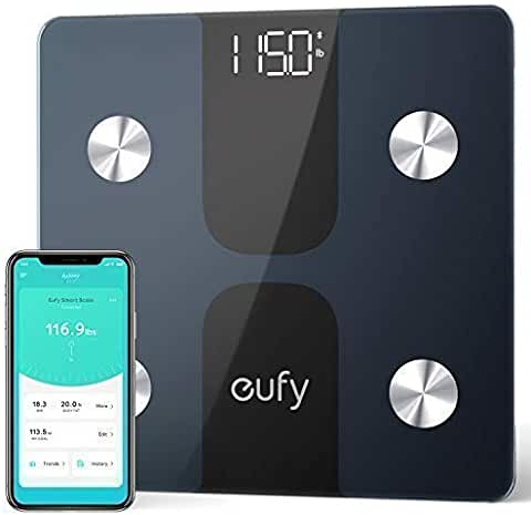 eufy Smart Scale C1 with Bluetooth Wireless Digital Bathroom Scale