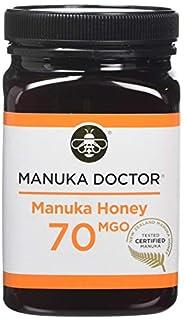 Manuka Doctor 70 MGO Manuka Honey, 500 g (B07D2Q8SDP) | Amazon price tracker / tracking, Amazon price history charts, Amazon price watches, Amazon price drop alerts