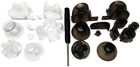 black gamecube buttons