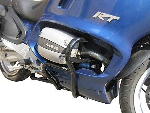 Sturzbügel/Schutzbügel HEED für motorrad R 1100 RT (95-01) / R 850 RT (96-02) - Schwarz