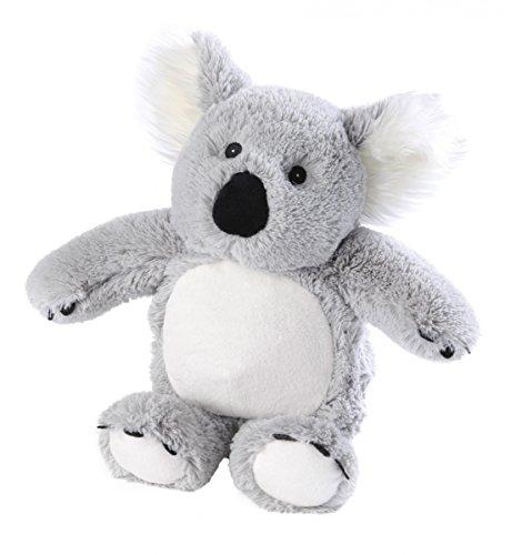 Warmies® Koala grau-weiß