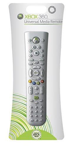 Xbox 360 - Telecomando Universale (Universal Media Remote)