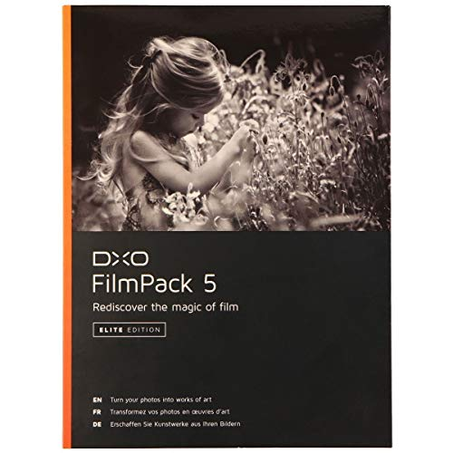 DxO FilmPack 5 Edition Elite - Bildbearbeitungssoftware