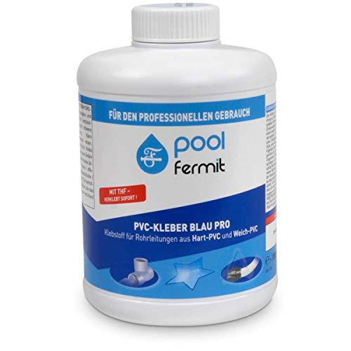 Fermit PVC-Kleber blau PRO 1000ml