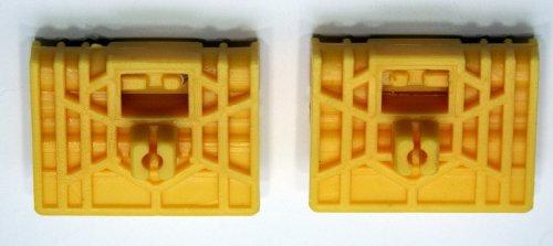 RegulatorFix Window Regulator Repair Clips (2) for Audi A6 Allroad S6 RS6 Avant (C6) - Front (Left or Right) Pair