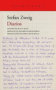 Diarios par Stefan Zweig
