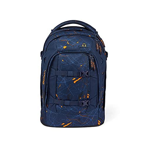 satch pack Schulrucksack - ergonomisch, 30 Liter, Organisationstalent