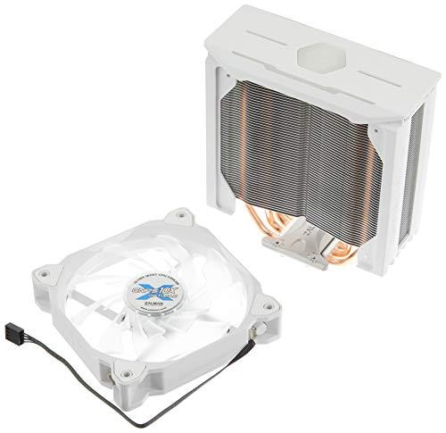 Zalman CNPS10X Optima II CPU-Lüfter mit LED RGB PWM für Prozessor