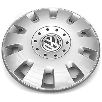Original Volkswagen VW Piezas de repuesto VW Polo Tapacubos Kit 14 ...