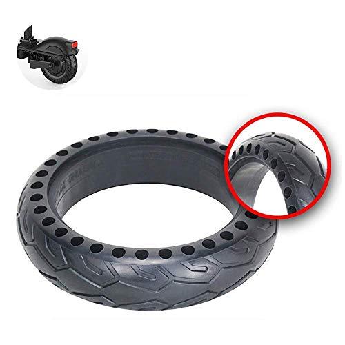 Neumático de scooter eléctrico para adultos, 10x2.125 Neumático sólido de panal de abeja Neumático antideslizante resistente al desgaste a prueba de explosiones, Neumático neumático sin patinete elé