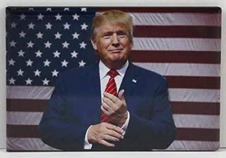 Donald Trump Refrigerator Magnet. USA!