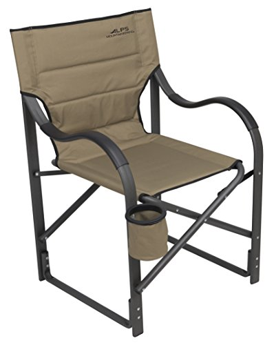 ALPS Mountaineering Camp Chair, Khaki