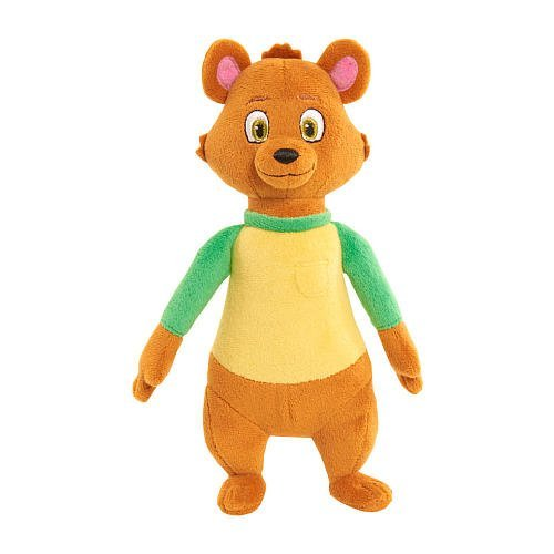 Goldie and Bear  Bean Plush - Bear, Multicolor (Amazon Exclusive)