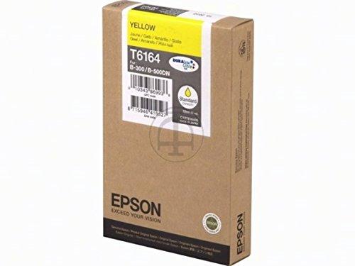 Epson B 300 (T6164 / C 13 T 616400) - original - Tintenpatrone gelb - 3.500 Seiten - 53ml