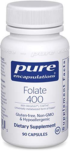 4. Pure Encapsulations – Folate