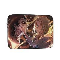 殺戮の天-使 ラップトップスリーブノートブックコンピュータポケットケース保護バッグタブレットノートブックキャリングカバー