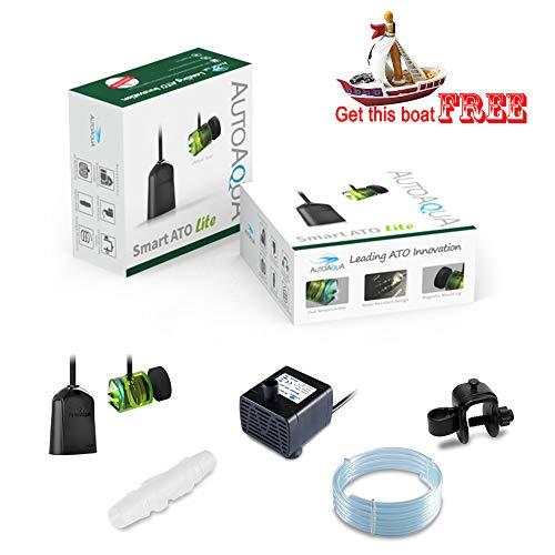 AutoAQUA Smart ATO Lite SATO-260P Automatic Top Off System Water Filler Refiller Water Level Controller w/Pump (SATO-260P)