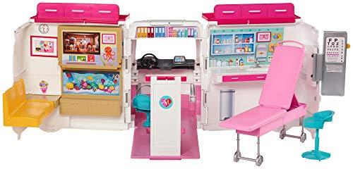 Ambulance de Secours Clinique Soins Médical Barbie - 16