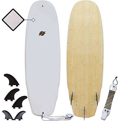 South Bay Board Co. - Hybrid Surfboards - Wax-Free...