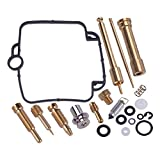 1 Set Durable Motocicleta Carburador Reparación Reconstruir Accesorios Kit Fit for BMW F650 Mikuni BST33 GS500E Kit de Motor