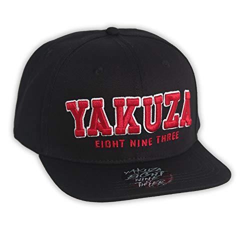 Yakuza Unisex 893College Snapback Cap