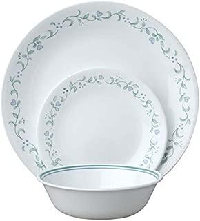 Corelle Livingware Country Cottage 18-Piece Dinnerware Set, Service for 6 by Corelle Coordinates