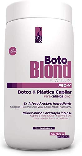 Botox brésilienne Blonde Platinum - Bestseller