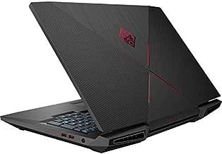 HP Omen 17-AN100 Gaming Laptop Intel Six Core i7 up to 4.1GHz 32GB (16GB DDR4 RAM + 16GB Optane) 1TB HDD 17.3in 4K B&O Audio Webcam WiFi NVIDIA 6GB Graphics (Renewed)
