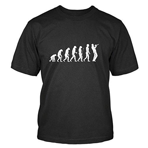 Trompete Evolution T-Shirt Size 2XL