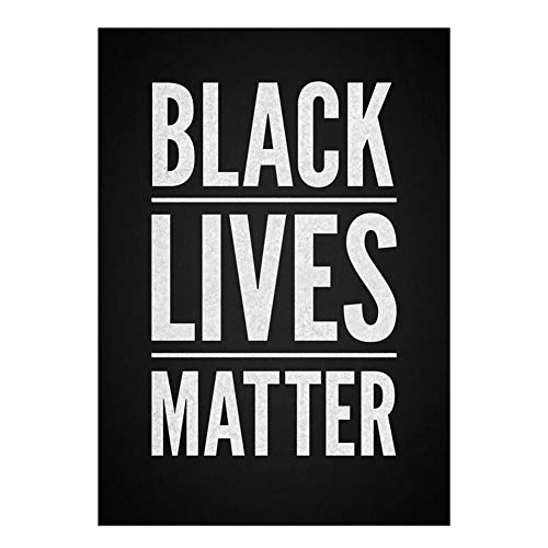 gerFogoo Mama I Can't Breath Poster Black People Live Matter Posters BLM Posters George Floyd Posters (4229.7cm)(Multi-Style04)