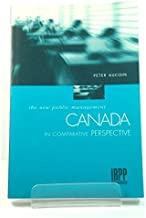 Best the new public management canada in comparative perspective Reviews