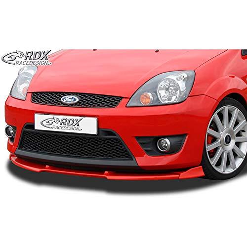 RDX Frontspoiler VARIO-X Fiesta ST MK6 JH1 JD3 Frontlippe Front Ansatz Vorne Spoilerlippe