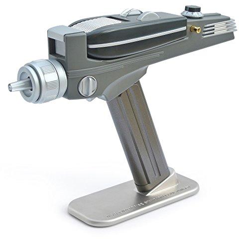 Star-Trek-Phaser und Universalfernbedienung
