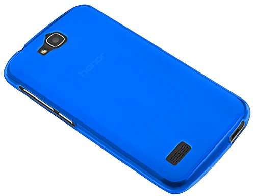 kazoj Schutzhülle kompatibel mit Huawei Honor Holly Hülle aus TPU in blau - 3
