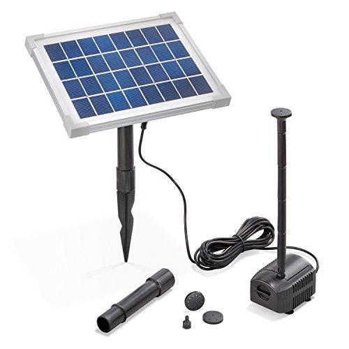 esotec -  Solar Teichpumpe 5
