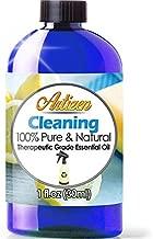 Artizen Cleaning Blend Essential Oil (100% Pure & Natural - UNDILUTED) Therapeutic Grade - Huge 1oz Bottle - Blended W/Lemongrass, Lemon Eucalyptus, Lavender, Rosemary, Tea Tree