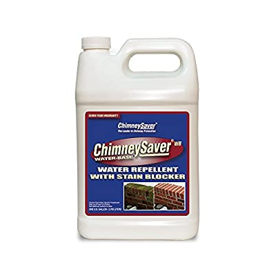 ChimneySaver Water-Base Water Repellent with Stain Blocker, 1 Gallon