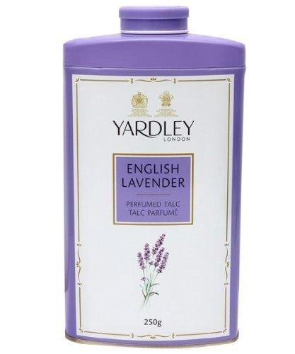 Yardley English Lavender Perfumed Talc, 250g