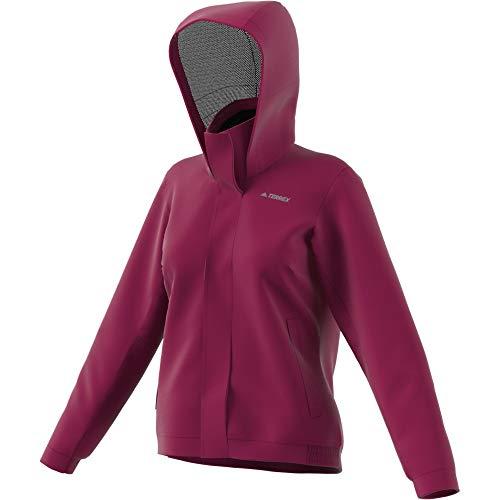 adidas AX Jacke Jacket Femme, Powber, XS
