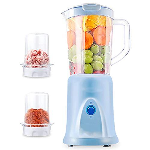 LJJ 1000Ml Multifunctional Juicer Food Processor Meat Spices Coffee Grinder Fruit Juicer Food Blender Soya Bean Milk Jam Maker 220V