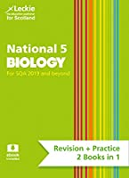 National 5 Biology: Revise for N5 Sqa Exams (Leckie Complete Revision & Practice)