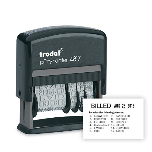Trodat Printy 4817 Self-inking E...