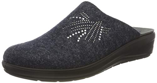 Rohde Womens Catania Clogs Slipper, 56 Ocean, 5 UK