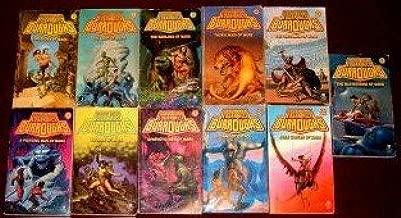 Complete Burroughs Mars 1-11 Barsoom 1980's Set