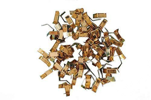 100 Stück Verschlussclips
