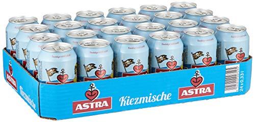 Astra Kiezmische Biermischgetränk, Dose Einweg (24 X 0.33 L)