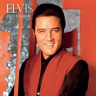 Elvis: 2020 Square Wall Calendar