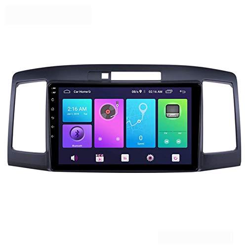 Android 10.0 Car Stereo Unidad principal de doble Din compatible con Toyota PREMIO Allion 2001-2007 Navegación GPS Pantalla táctil de 9 pulgadas Reproductor multimedia MP5 Receptor de video y radio c